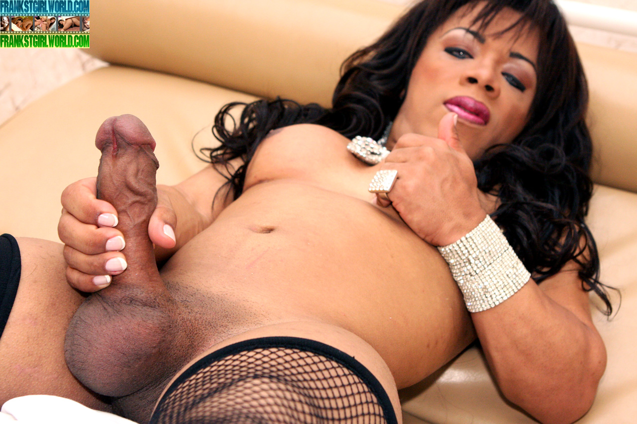 Transvestite getting fucked