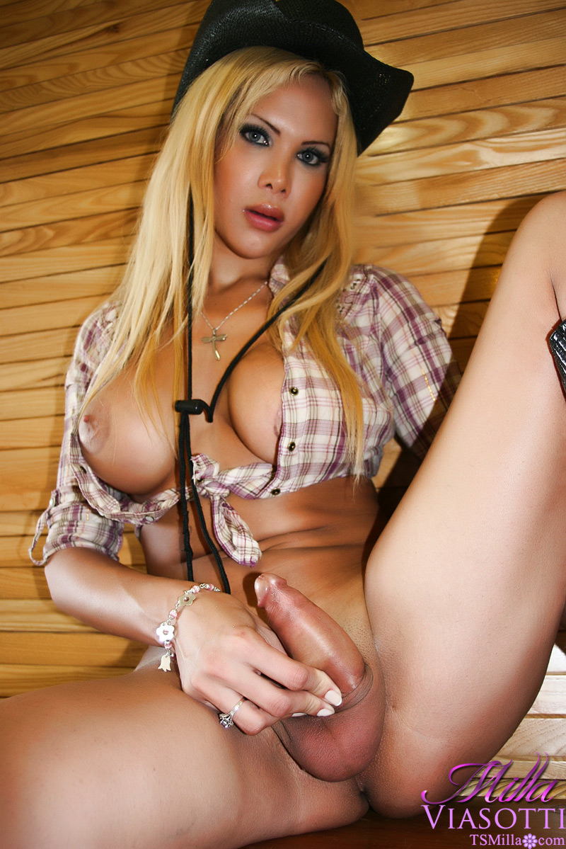 Transsexual sex video