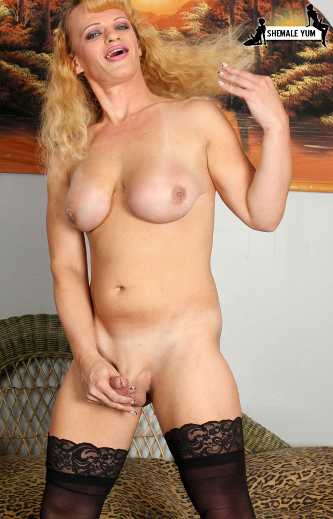 Free amateur blonde milf porn video
