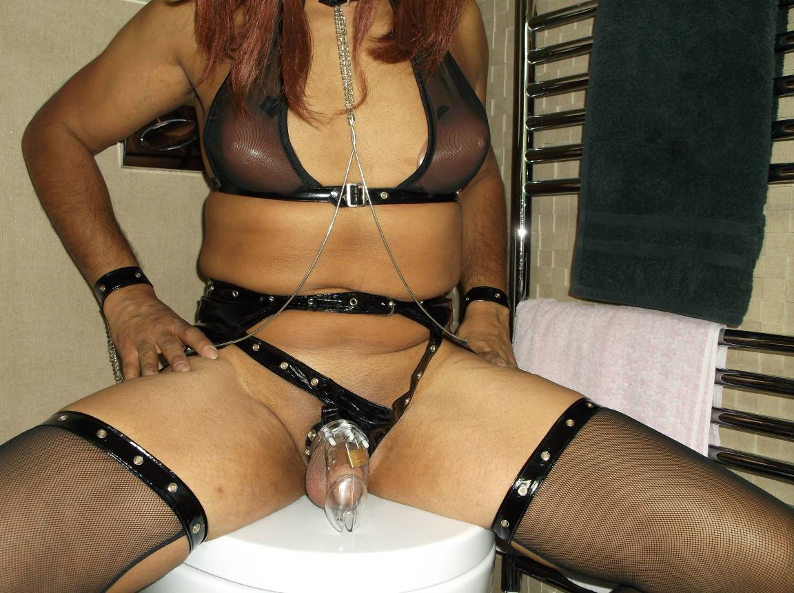 Shemale chastity belt stories nude pic